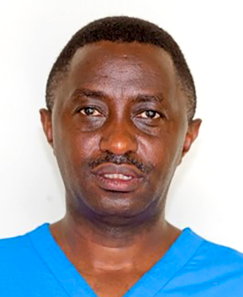 Innocent Nsengiyumva, BA